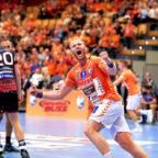 Arnar Freyr Arnarsson verstärkt ab dem 1. Juli 2020 das Team des Bundesligisten MT Melsungen. Foto: Kimme Persson