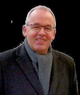 Bürgermeister Claus Steinmetz, Wabern. Foto: nh