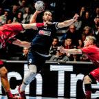 Das Rückspiel im Men's EHF Cup 2019/20, 3. Qualifikationsrunde, bestreitet die MT Melsungen gegen Olympiacos SFP am Sonntag (24.11.19, 17:00 (+01:00 GMT)) in der Melina Mercouri Halle in Piräus. Foto: Alibek Käsler
