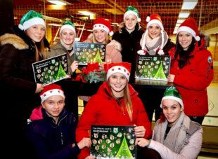 Zum Spiel am 1. Advent warten die Kirchhofer Handballerinnen mit einer Überraschung auf. Foto: SG 09 Kirchhof