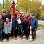 Mit vereinten Kräften soll in Willingshausen ein Dorftreffpunkt für Alt und Jung gesichert werden. Foto: Staatskanzlei