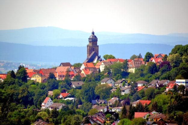 Die Marienkirche zu Homberg, Efze. Foto: Gerald Schmidtkunz