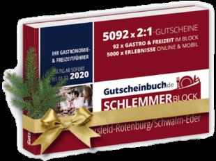 Das Gutscheinbuch im Pocket-Format ist das ideale Weihnachtsgeschenk für Last-Minute-Entscheider. Foto: nh