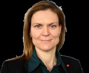 Regionsgeschäftsführerin Jenny Huschke, DGB Nordhessen. Foto: DGB | nh