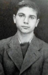 Max Weinstein als Jugendlicher. Foto: Nationaal Archief Niederlande