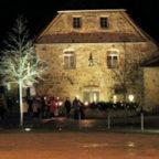 Mit einer Laternenführung enden in der Festung Ziegenhain die Weihnachtsferien. Foto: Gerhard Reidt