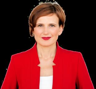 Katja Kipping. Foto: Antje Illing   Die Linke