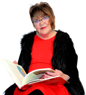 Ab dem 16. Januar kommt Erzählerin Hilla Kräling regelmäßig in die Mediothek. Foto: nh