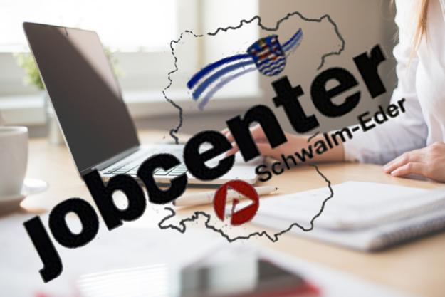 Das digitale Jobcenter Schwalm-Eder hat seinen Funktionsumfang erweitert. Fotomontage: Schmidtkunz