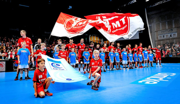 Der Vorverkauf und Ticketmodus zum REWE Final4 und zum EHF Cup startet am Montag, 13. Januar. Foto: Alibek Käsler