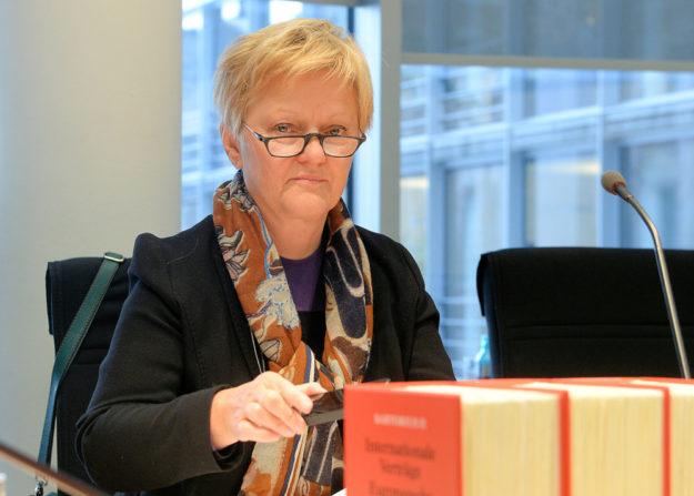 Renate Künast. Foto: Deutscher Bundestag | Achim Melde