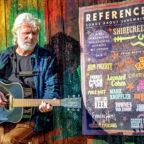 Klaus Adamscheck alias Shire Green stellt sein bundesweit erfolgreiches Singer-Songwriter-Album am 25. Januar im Fritzlarer Café Hahn vor. Foto Stengel | Bad Hersfeld