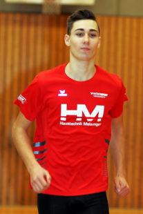 Yannick Schleider lief nicht nur die Tagesbestzeit über 50 Meter, sondern war mit seinen fünf Siegen auch der erfolgreichsten Teilnehmer. Foto: nh