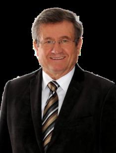 Willi Werner, FWG-Fraktionsvorsitzender, Edermünde. Foto: nh