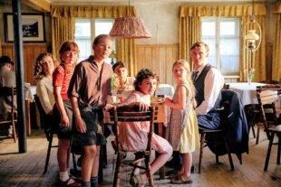 """Szenenbild aus dem Film """"Als Hitler das rosa Kaninchen stahl"""". Foto: nh"""