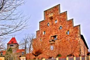 Die ehemalige Zehntscheune des Klosters Breitenau ist heute Sitz der Gedenkstätte. Foto: ©Gerald Schmidtkunz