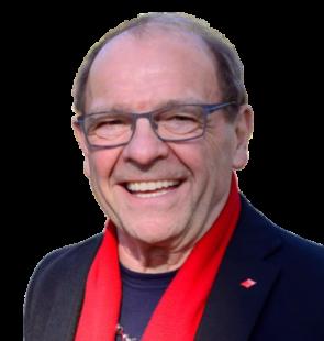 Sozialdemokrat Klaus Schüller aus Meiningen ist Vorsitzender im DGB Bezirksseniorenausschuss. Foto: nh