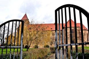Gedenkstätte und Kloster Breitenau in Guxhagen. Foto: Gerald Schmidtkunz