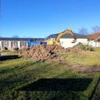 Auf dem Gelände der Freiwilligen Feuerwehr Ziegenhain wird auch die neue Atemschutzübungsanlage entstehen. Foto: FB 20 | Kreisverwaltung Schwalm-Eder