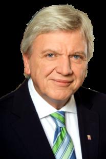 Hessens Ministerpräsident Volker Bouffier. Foto: ©Staatskanzlei