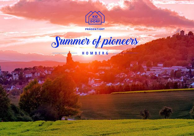 Unter der Überschrift Summer of Pioneers soll in Homberg ein Campus für neues Leben auf dem Land erprobt werden. Foto: Joerg Zank | nh