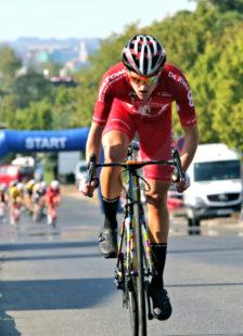 Max Feger wechset in diesem Jahr gleich zu Beginn vom Mountainbike auf das Rennrad und hofft so erfolgreich wie im vorigen Jahr zu sein. Foto: MT Radsport