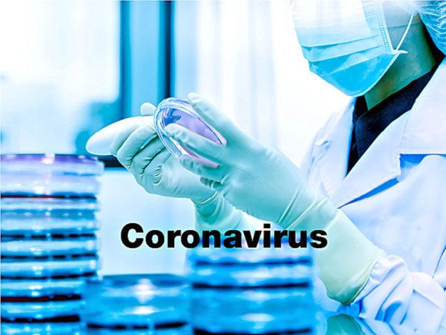 Der Landkreis meldet Aktuelles zur Corona-Pandemie und -Krise. Foto: nh