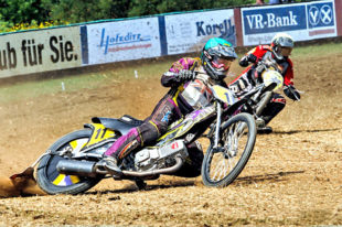 Paul Cooper. Foto: Speedway Photo | nh