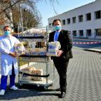 Engin Eroglu, MdEP (re.) und Chefarzt Dr. Felix Meuschke. Foto: nh