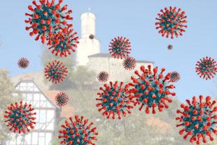 Die wegen der Corona-Pandemie herrschenden Einschränkungen werden laut Bürgermeister in Felsberg mit Einsicht von den Bürger*innen getragen. Fotomontage: gsk