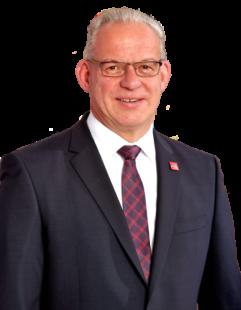 Erster Kreisbeigeordneter Jürgen Kaufmann. Foto: Manuel Philippi | Kreisverwaltung Schwalm-Eder