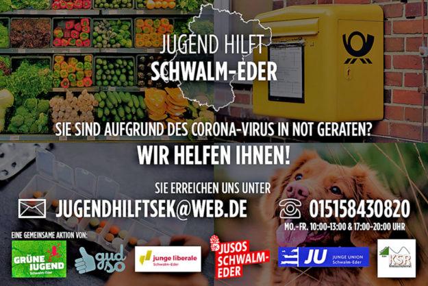 Quelle: Jugend hilft Schwalm-Eder