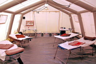 Was muss geschehen, damit der Katastrophenschutz seine Zelte aufschlägt? Ein GSP-Vortrag will Klarheit vermitteln. Foto: Jenkyll | Pixabay