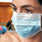 Der Handball und das Virus – Aufgrund der hohen Ansteckungsgefahr bei CoViD-19 hat die MT Melsungen einige Verhaltensregeln eingeführt. Foto: nh