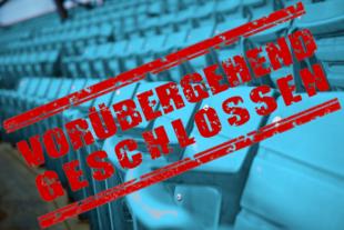 Kinosäle, Stadien, Schwimmbäder – zahlreiche Veranstaltungsorte sind aufgrund der Corona-Pandemie geschlossen, publikumsintensive Termine abgesagt worden. Foto. nh