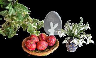 Dekoratives zu Ostern. Foto: Zauberei   Pixabay