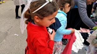 Flüchtlingskindern in Syrien droht die humanitäre Katastrophe, wenn die Krieg führenden Parteien nicht rasch zum Frieden zurückfinden. Foto. jeyeonwon | Pixabay