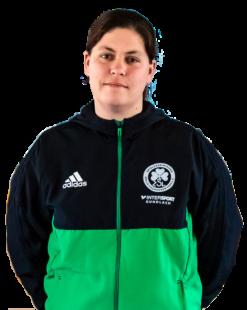 Co-Trainerin Carina Mayr. Foto: nh