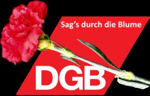 Sag's durch die Blume: 1889 wurde die rote Nelke für die Arbeiterbewegung zu dem floralen Symbol schlechthin. Auf der II. Internationale in Paris wurde erstmals der 8-Stunden-Tag gefordert. Am Kampftag der Arbeiterbewegung – dem 1. Mai – erkannten sich Gleichgesinnte an der roten Nelke im Knopfloch. Die Blume hat sich als Zeichen der Mobilisierung und Solidarisierung durchgesetzt. Quelle: DGB | gsk