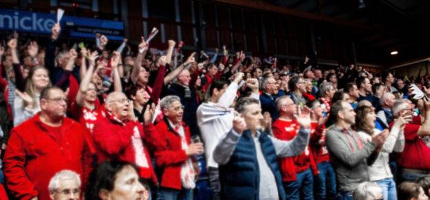 Für die Fans der MT-Melsungen gibt es vor dem Hintergrund ausgefallener Spiele einige Optionen bezüglich der Eintrittskarten. Foto: Alibek Käsler