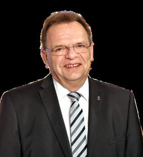 Landrat Winfried Becker. Foto: Manuel Philippi | Kreisverwaltung Schwalm-Eder