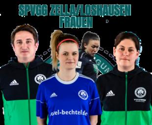 Das neue Team im Projekt Frauenfußball (v.li.): Trainer Andreas Bornemann, Betreuerin Theresa Schmerer und Co-Trainerin Carina Mayr. Fotomontage: gsk
