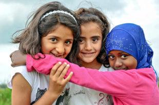 Flüchtlingskinder. Foto: Zachtleven fotografie | Pixabay