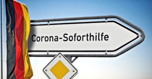 Nach dem ersten großen Ansturm hat das Land Hessen etwa die Hälfte aller Anträge auf Corona-Soforthilfe bearbeitet. Foto: h kama | Pixabay