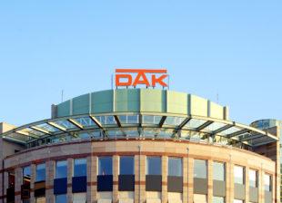 Die DAK Zentrale bietet angesichts der Corona-Krise Beitragsstundung an. Foto: Wigger | DAK
