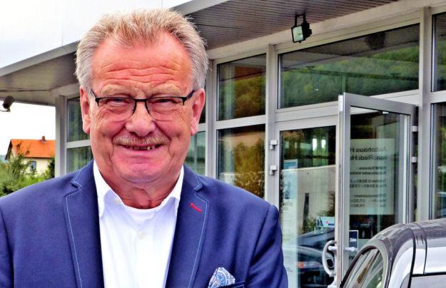 Obermeister Rudi Hupfeld. Foto: Kreishandwerkerschaft Schwalm-Eder