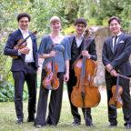 Das Schumann Quartett kommt in die Haydau. Foto: Heiko Meyer | nh