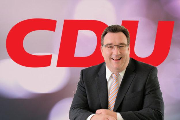 Mark Weinmeister, CDU-Kreisvorsitzender Schwalm-Eder. Montage: Schmidtkunz