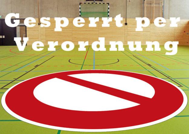 Der Landkreis weist auf seine wegen der Corona-Pandemie immer noch geltenden Ausnahmeregelungen für Sportstätten hin. Fotomontage: SEK-News