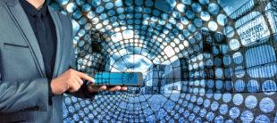 In der global vernetzten Wirtschaft kann es durch die Corona-Pandemie leicht zu Unterbrechungen der Lieferketten kommen. Montage: Gerd Altmann | Pixabay